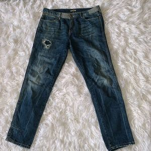 One of a kind Wrangler Jeans!